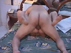 A hubby films wife with someone else