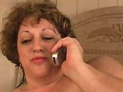 Horny wife is calling for her black lover
