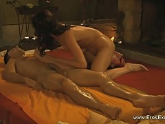 Erotic Huge Cock Massage