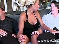 Sophia Fucks Her Husbands Friend