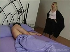 Cuck husband in chastity - Femdom Clips - ...