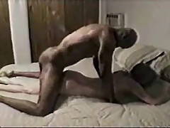 Interracial cuckold amateur action