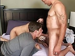 Paris Marie in Forced Bi Cuckolds