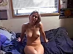 hot sexy milf banged on homemade video