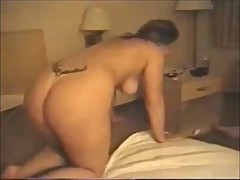 Hubby films his wife with another guy