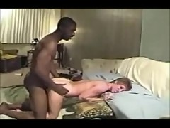 Cuckolds filming wives with their black lovers