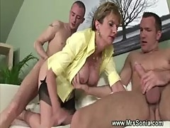Cheating wife sucking and fucking forbidden cock